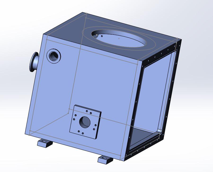 Nanogram - Vacumn Chamber